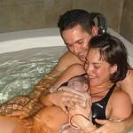 Beneficios de tener un parto en el agua 300x300