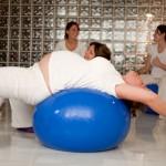 Ejercicios Embarazadas Pelotas Pilates