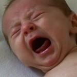 bebe lagrimas