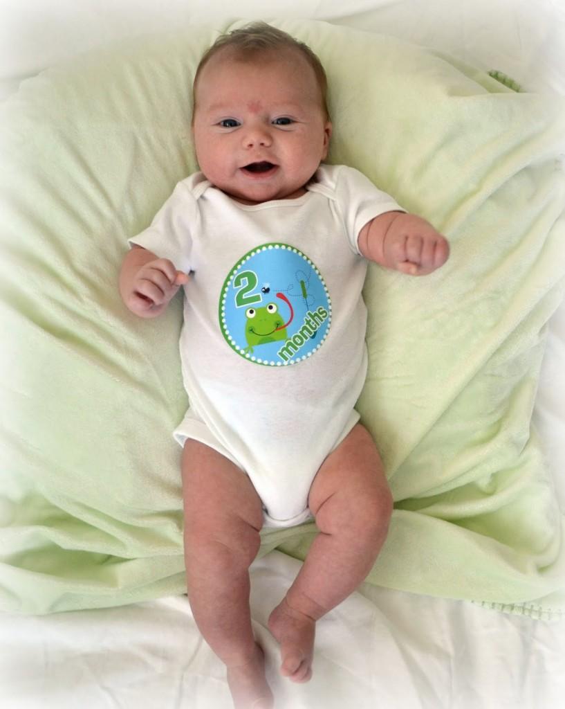 Conoce a tu bebé de 2 meses en sus diferentes desarrollos