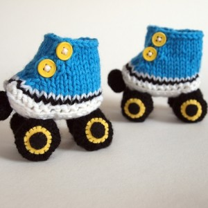 cute handmade baby shoes