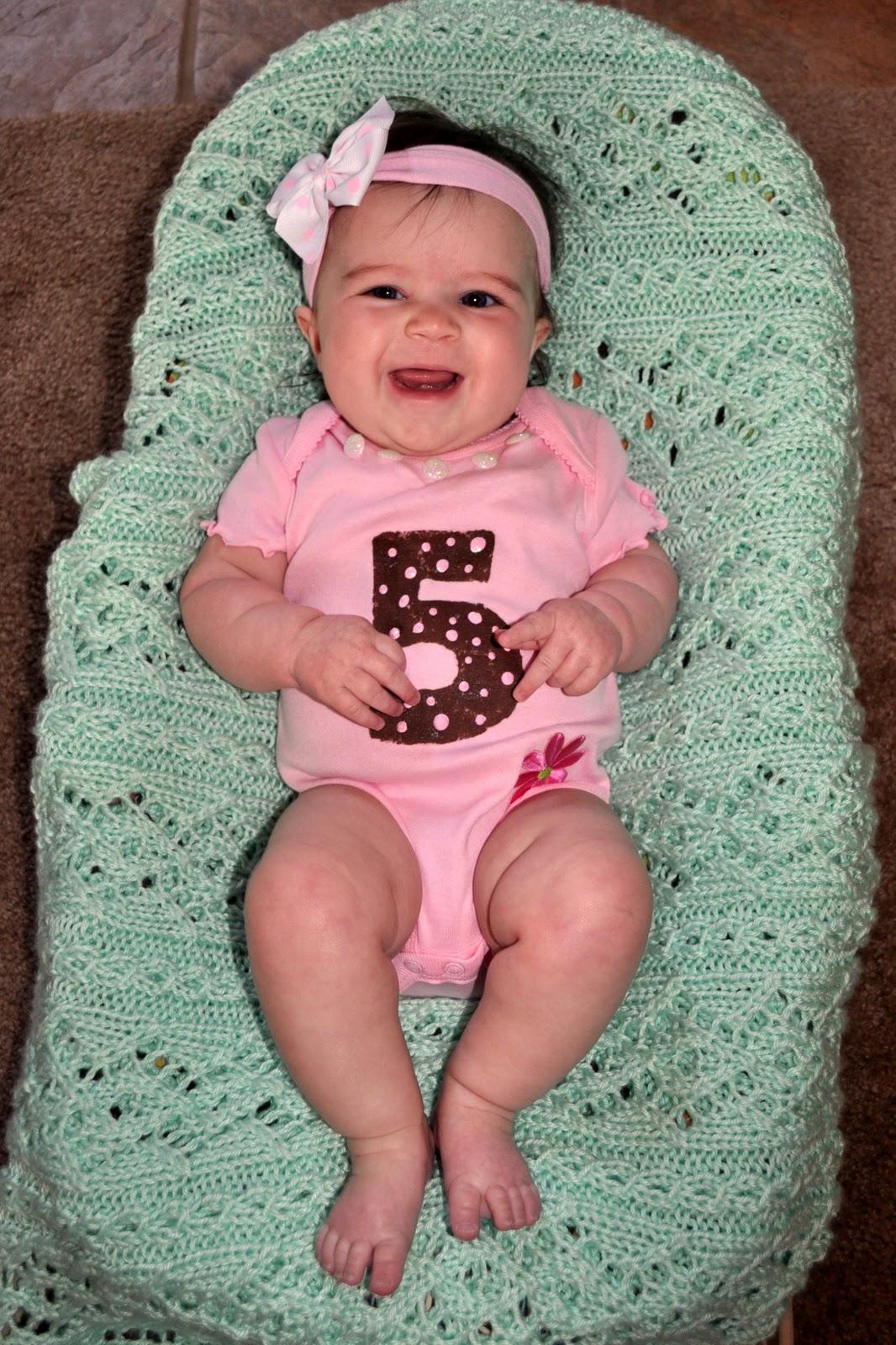 Tu bebe de 5 meses - Bebe de 6 meses ...