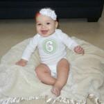 bebe 6 meses