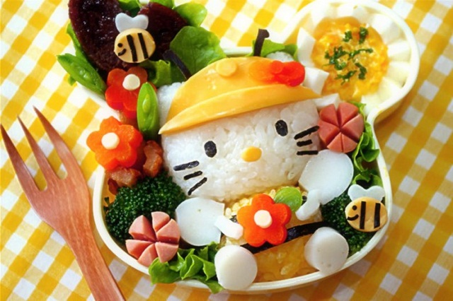 kitty-comida