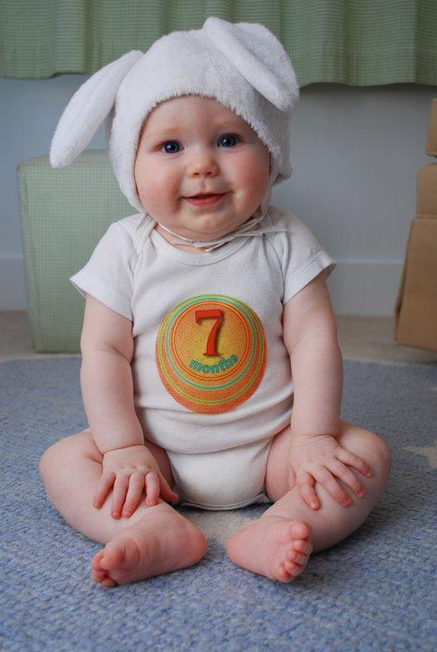 Desarrollo de tu beb de 7 meses - Bebe de 6 meses ...