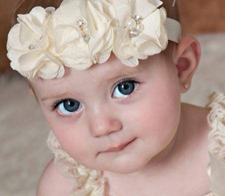 Headbands For Babies And Girls Tips De Madre 174