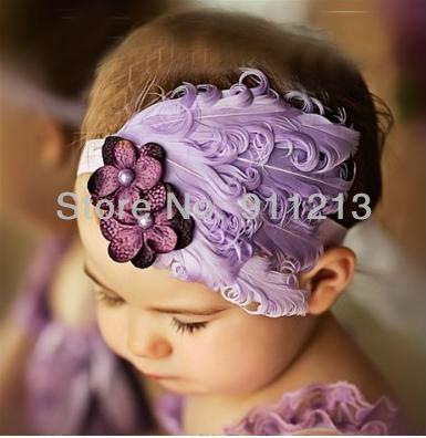Diademas para bebes y nias