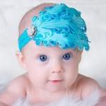 Diademas para bebes y niñas
