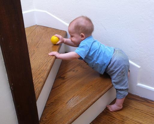 Se quiere meter la bola de la cama - 3 6