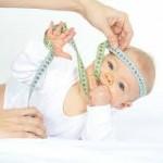 peso y estatura en bebés