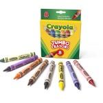crayolas gruesas