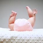 Qué hacer si a mi bebé le da diarrea