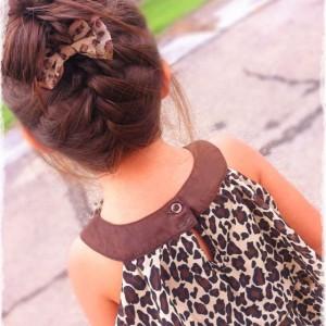 Peinados con trenzas para bebés y niñas