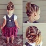 peinado nina 1