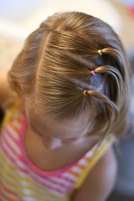 peinados con trenzas para bebs y nias