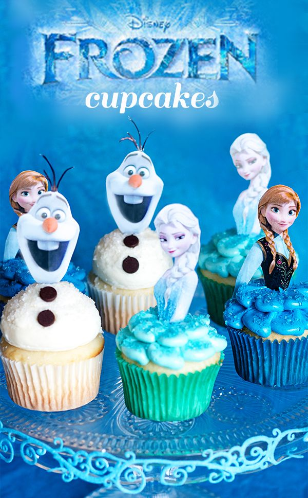 Frozen Olaf Cakes And Cupcakes
