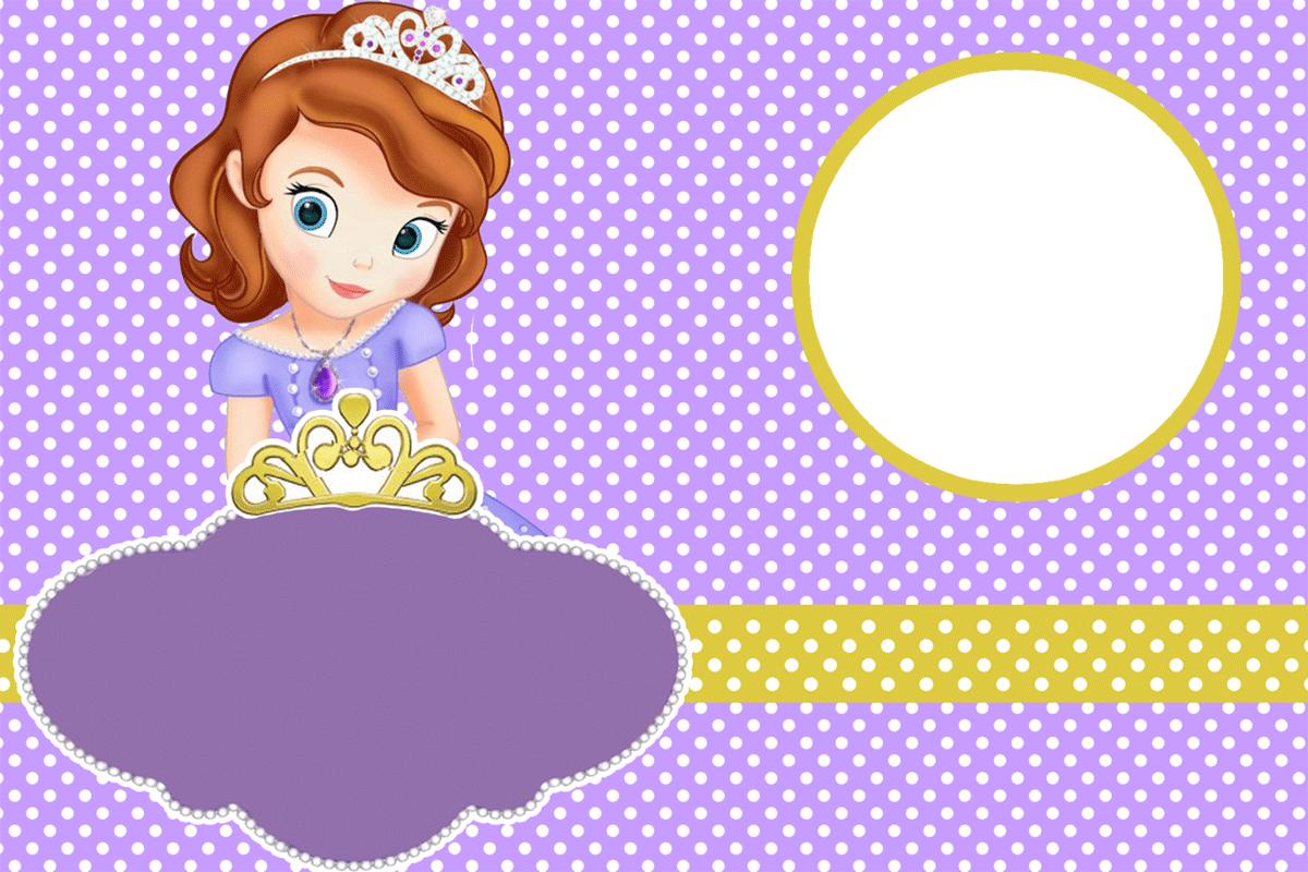 Cumpleaños Decorado De Princesa Sofía Tips De Madre