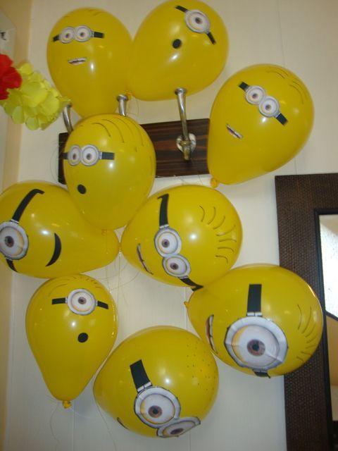 minion-globos