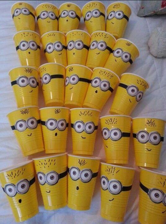 minion-vasos