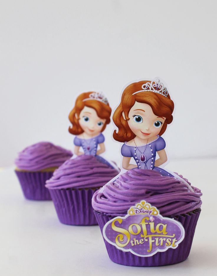 princess-sofia-cupcakes