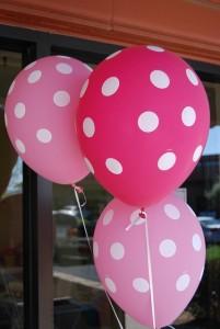 que casi todo es rosa aqu te van unos tips lindos y novedades para la decoracin del lugar donde ser la fiesta puede ser en casa saln o jardn