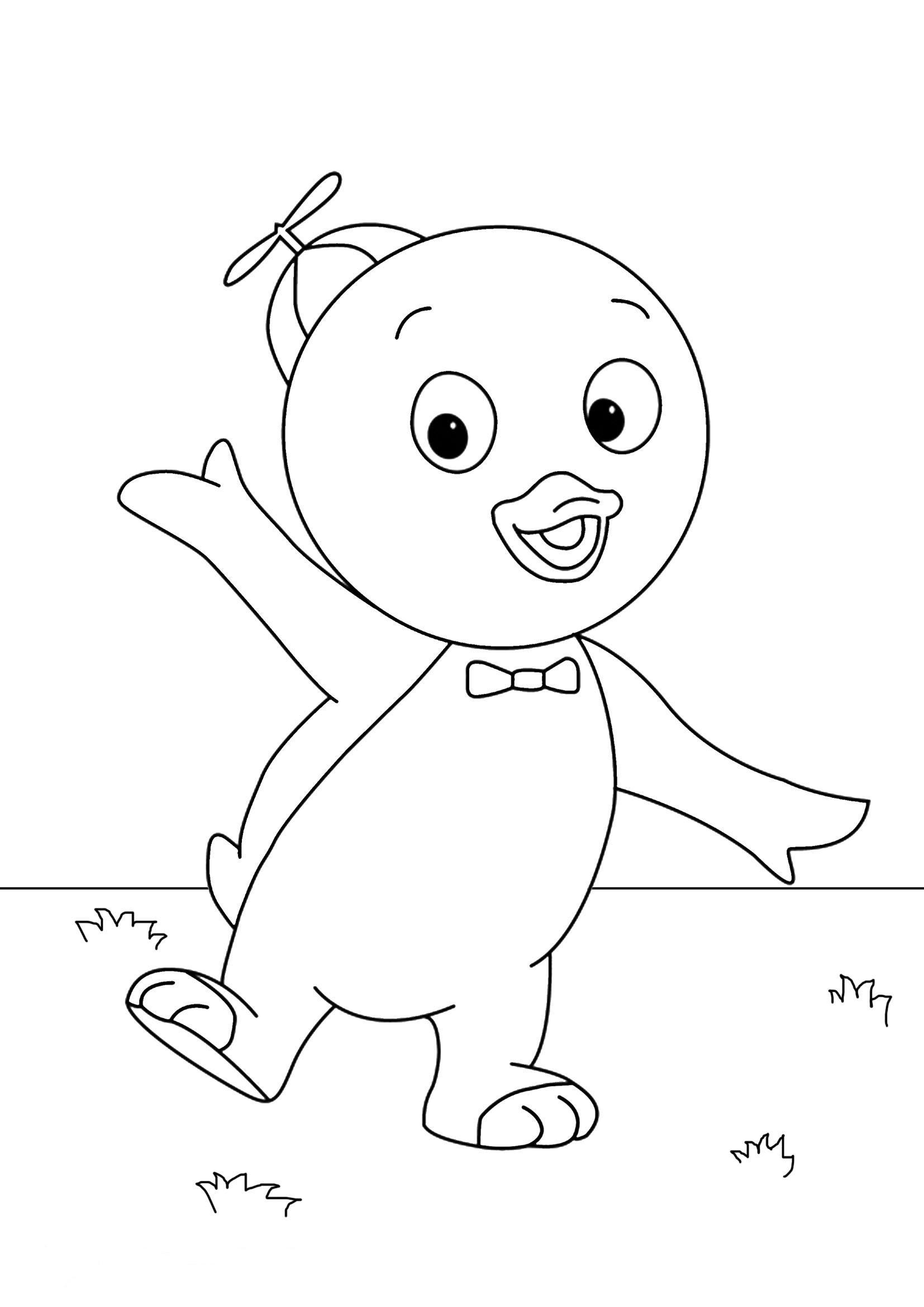 Adventure Time Kleurplaat Backyardigans Colorear Tips De Madre 174