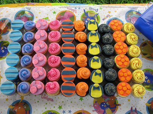 backyardigans-cupcakes