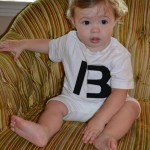 bebe 13 meses