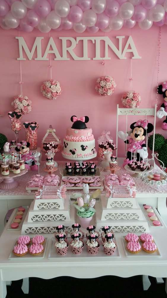 minnie,fiesta,decoracion