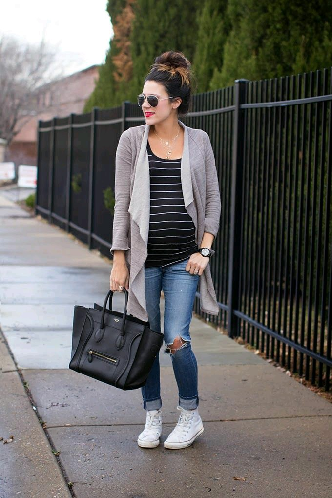 outfit-casual-embarazo