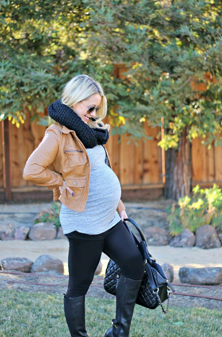 Hermosos Outfits De Embarazada