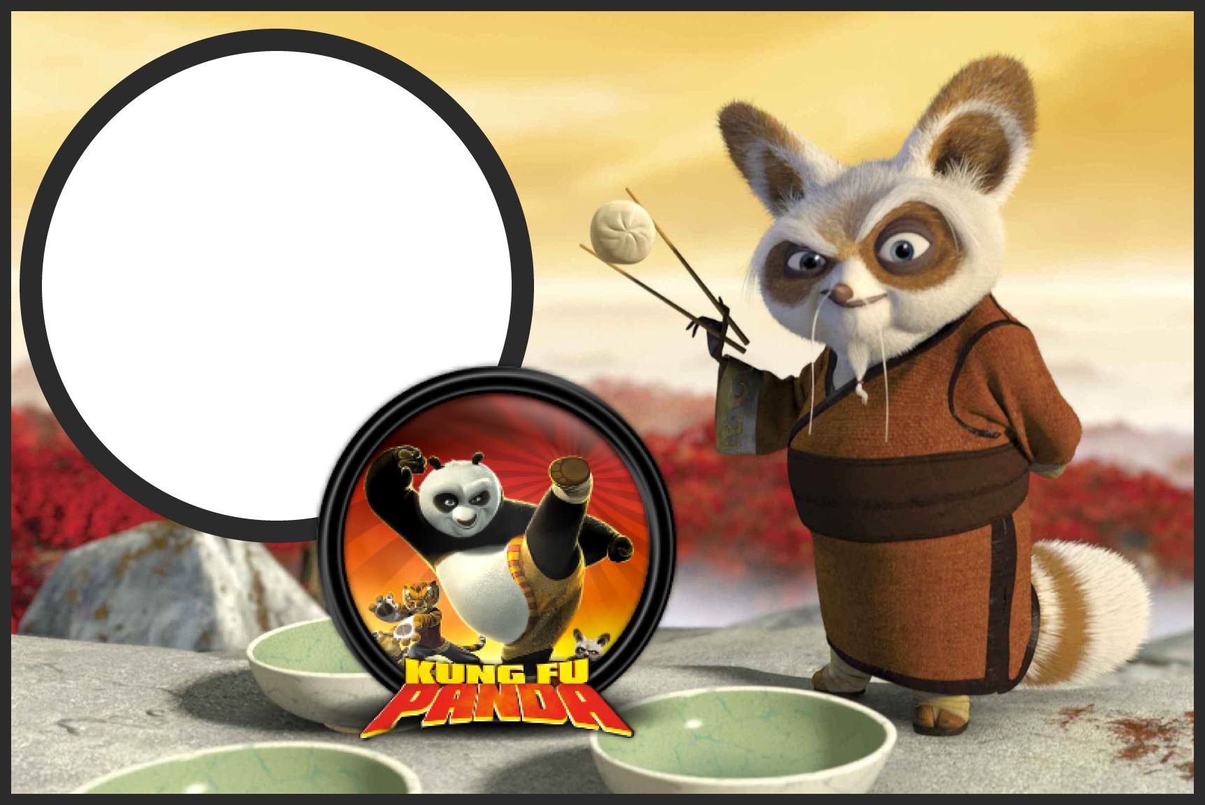 kong fu panda