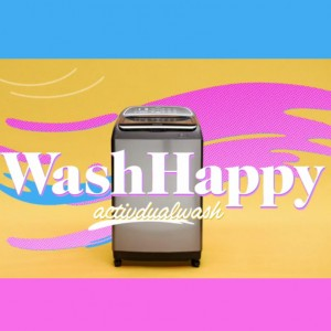 wash happy2