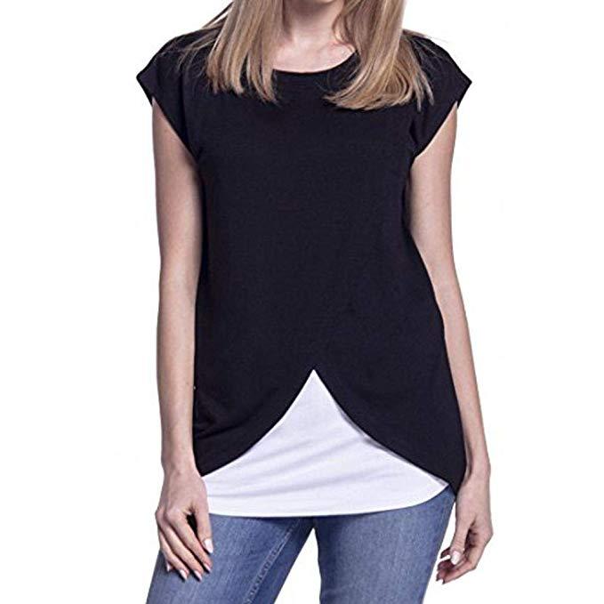 83e28cf08  149 pesos (mxn) – Blusa de Doble Capa para Mujer