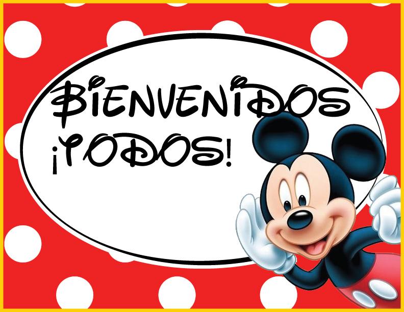 bienvenida-mickey