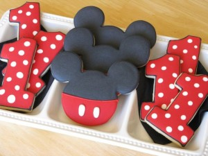cookies mickey mouse