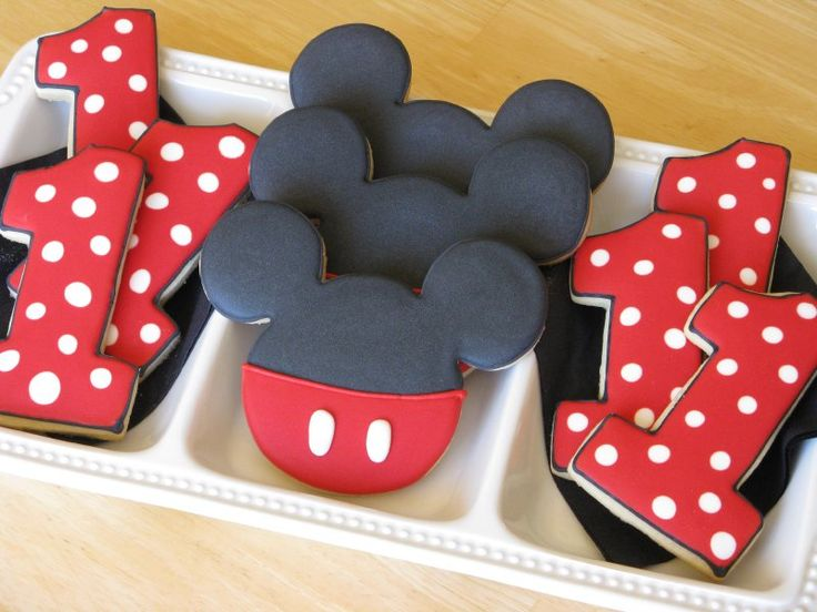 Un Cumple De Mickey Mouse Tips De Madre