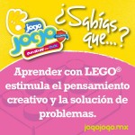 Jogo Jogo y Lego Education en la cd. de México