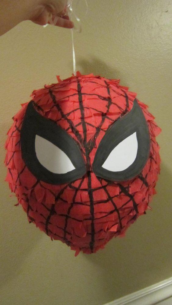 pinata-spiderman