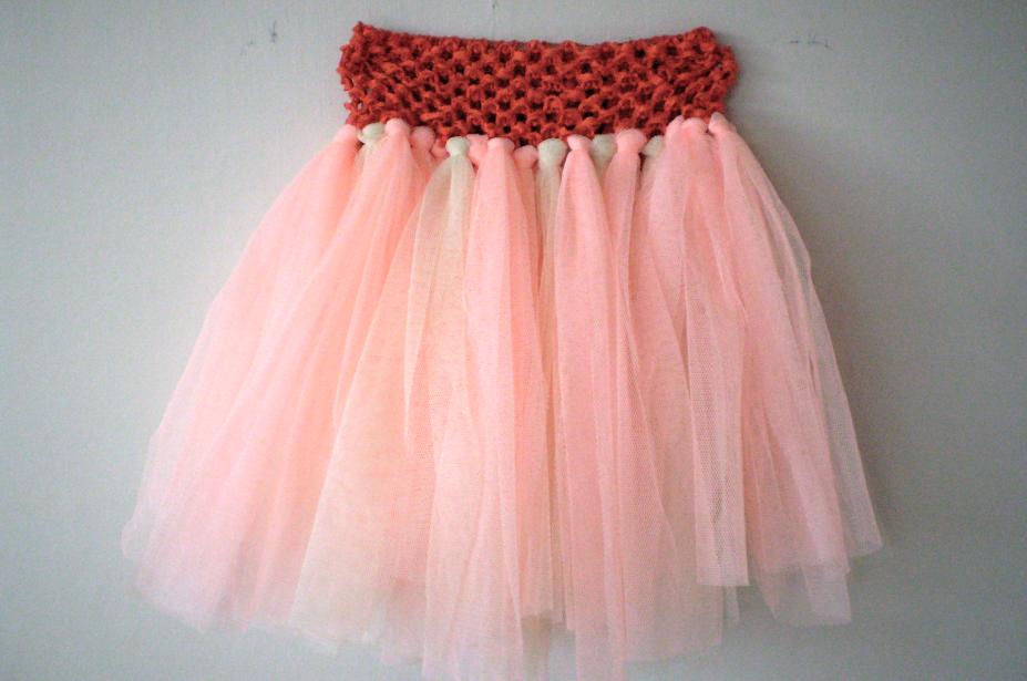 913771488 Cómo hacer un tutú de colores sin coser | Tips de Madre®