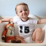 bebé de 15 meses