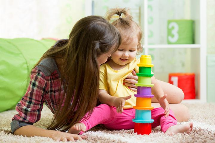 Estimulaci n temprana beb de 14 meses 1 a o 2 meses tips de madre - Estimulacion bebe 3 meses ...