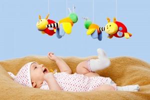juguete recien nacido