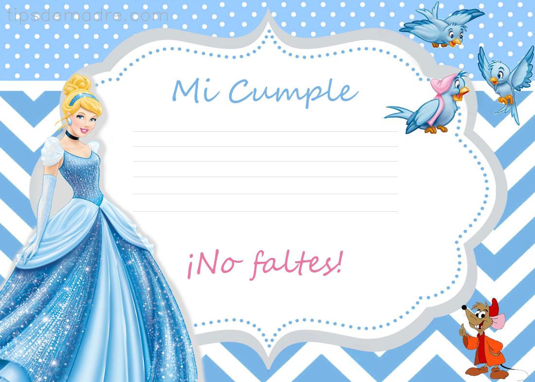 Cumpleaños de cenicienta - fiesta infantil | Tips de Madre®