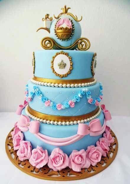 pastel-decorado-cenicienta
