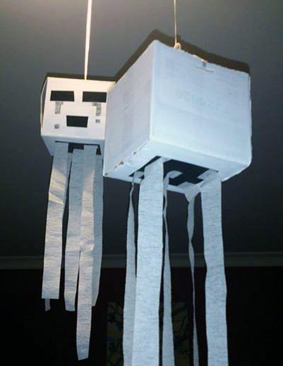 Fiesta De Minecraft Cumpleaños Infantil Tips De Madre