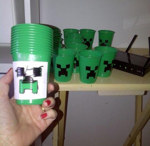 Minecraft Party Birthday Ideas Tips De Madre
