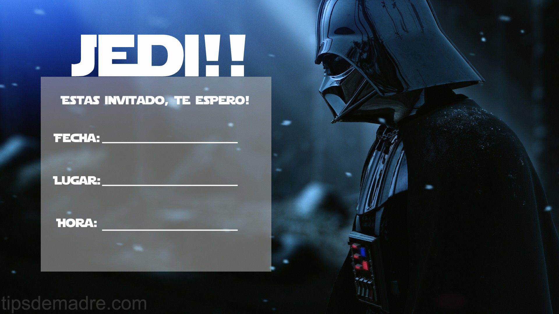 Star Wars Tu Fiesta De La Guerra De Las Galaxias Tips De