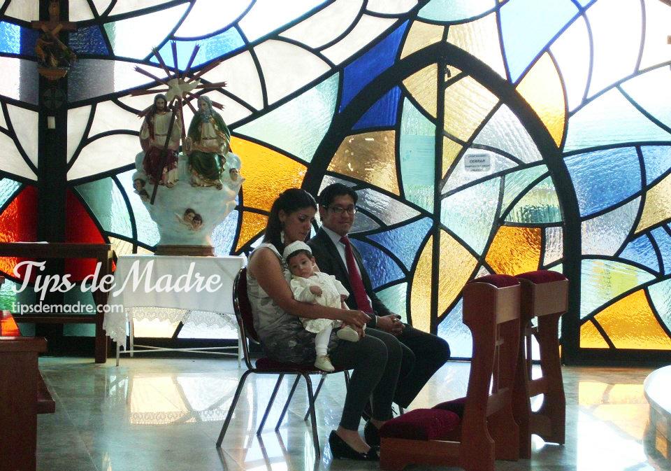 ceremonia de bautizo