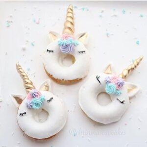 postres unicornios fiesta